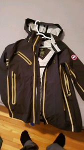 OVO Canada Goose Timber Shell