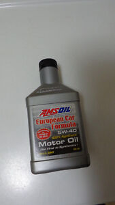 Synthetic Motor Oil MSOIL 5W-40 Kitchener / Waterloo Kitchener Area image 1