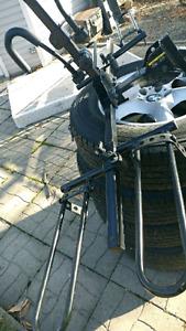 Bike rack as new