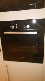 Bosch built in oven