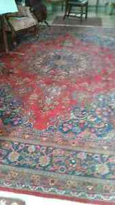Persian Hand-Knotted carpet 10'x13'