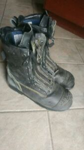 Haix Firefighter Xtreme chainsaw boots sz 11