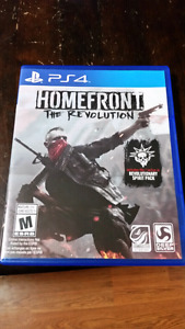 PS4 - Home front The Revolution