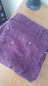 Purple Northern Reflections Pants