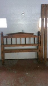 3/4 spindle bed