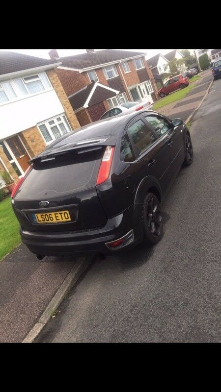 Ford Focus ST replica Black 2.0 tdci