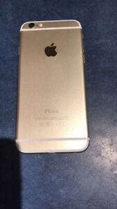 Unlocked gold iPhone 6 sold ppu