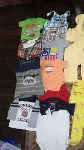 6 months old baby boy's clothing lot Kitchener / Waterloo Kitchener Area image 2