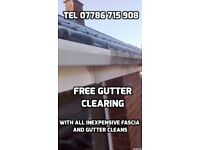 GUTTER CLEANING COVENTRY FREE CLEARING