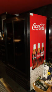 Coca-Cola Branded Fridge