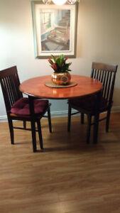 Petit mobilier de cuisine en bois