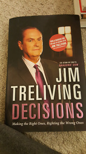 Decisions by Jim Treliving
