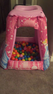 Cinderella Inflatable ball pit St. John's Newfoundland image 4