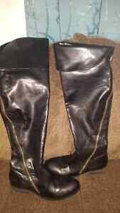 New over the knee we boots  10 Peterborough Peterborough Area image 1