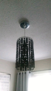 Black Chandelier from Bouclair
