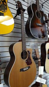 Guitare Acoustique Walden G630CE-N