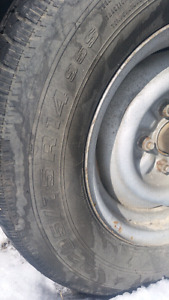 Wanted spare tire and rim 14 inch