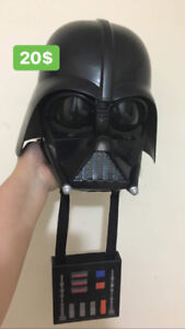 Darth Vader  Voice changer mask