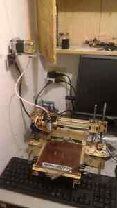 PrintrBot 3D printer. Fully assembled and working