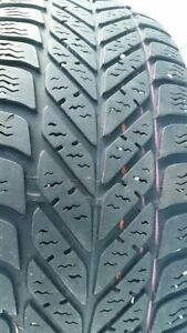 USED 205/65R15 Snow Tires - Rims included London Ontario image 4