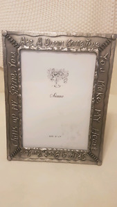 Metal frame- 5x7 Never used