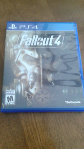 Selling fallout 4 ps4