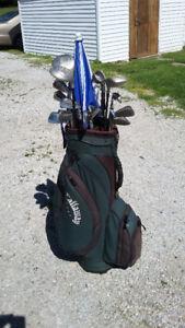 sac de golf complet