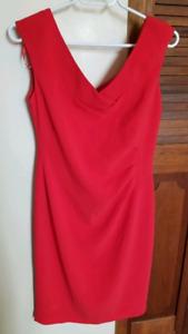 Red dress, UAE Size 10