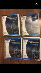 Cpet fourth class book set