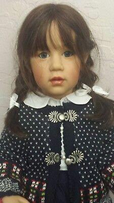 Sissel Skille Dolls - Tora  by Gotz