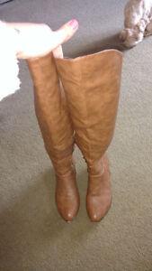 Beautiful knee high boot