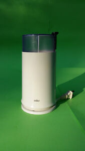 Durable Braun: Coffee Bean Electric Grinder or for Herbs
