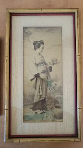 VINTAGE  JAPANESE  INK  PAINTING  COLLECTION