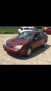 2006 Ford Focus - Super Low Kms