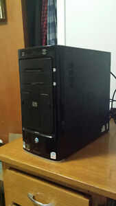 PC Computer Core2 Quad 2.4ghz-- 4Gb Ram and WIFI