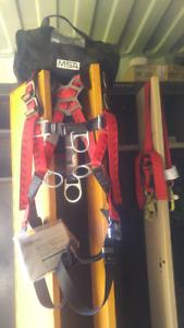 MSA Fall arrest harness