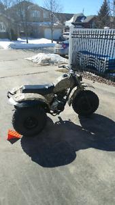 Honda atc 185s!!!!