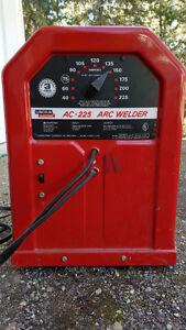 Lincoln AC225 welder