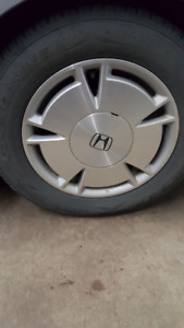 Wanted 4 Alloy Rims for a Honda Civic