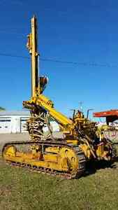 Air Track Rock Drill Ingersoll Rand   *Reduced Price