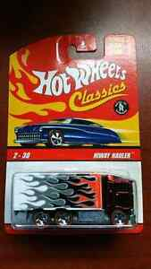HOT WHEELS CLASSICS HIGHWAY HAULER