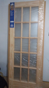Brand New Doors, Never used at a Great Price!