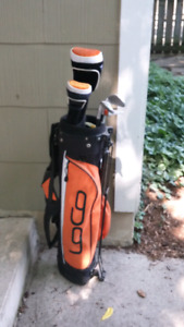 Youth size golf clubs