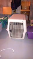 Medium Dog Crate Good condition  - not being used