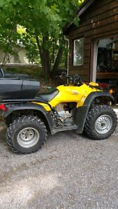 2005 Honda 350 Fourtrax Peterborough Peterborough Area image 2