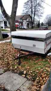 12 x6 trailer with ownership London Ontario image 3