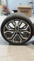 BMW Performance Tires used, 21inch FAST SELL