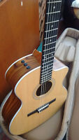 TAYLOR Classical Electric Guitar 214ce-N