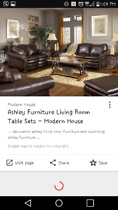 3 seater couch / sofa from Ashley furniture.