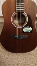 Ibanez AW 54jr Travel size acoustic guitar